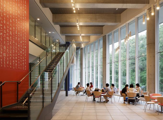 東文化大学東松山キャンパスの写真