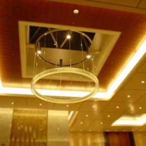 EPK社製「レジェンド特注照明器具」のご紹介4―新宿オークタワー