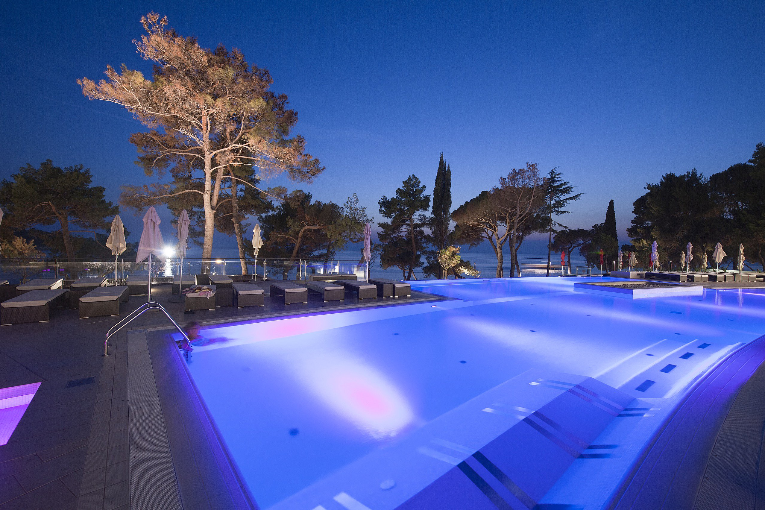FILIX フィリックス社の水中照明・屋外照明のご紹介(3)水中照明