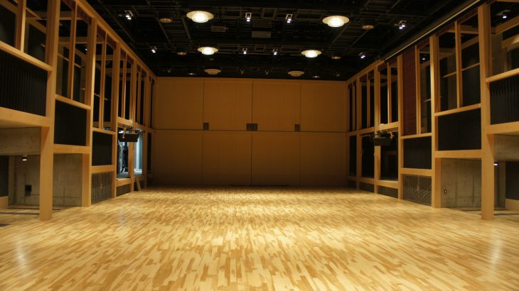 【注目プロジェクト】ホール空間-2